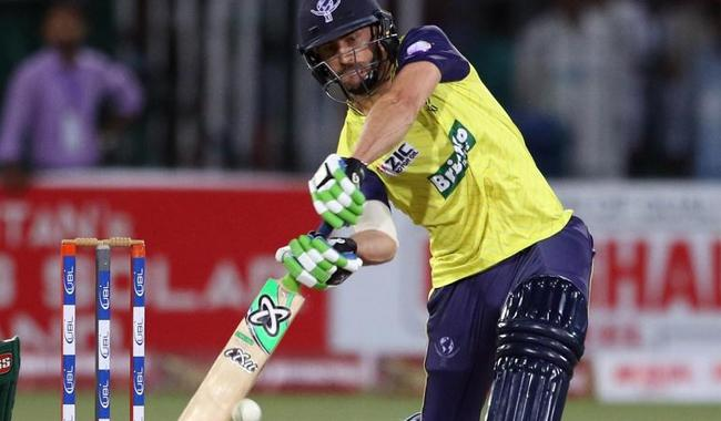 Du Plessis thanks Pakistan for hospitality