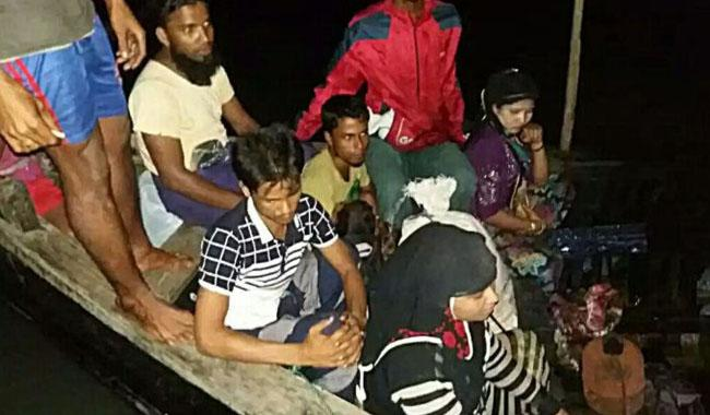 Rain and evictions add to Rohingya misery