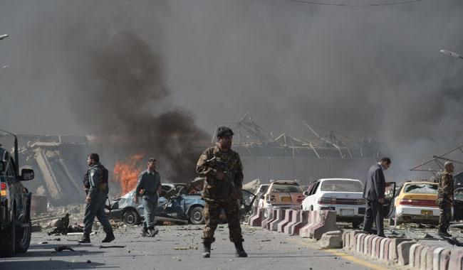Four killed in market explosion in Afghanistan: officials