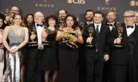 White wins the night on Emmys red carpet