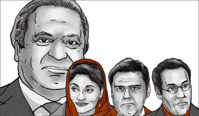 NAB's request for Nawaz, sons arrest warrants rejected, summons reissued