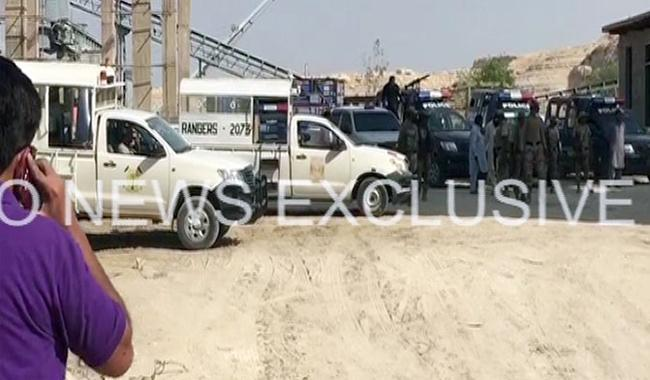 Four martyred in explosion at Sukkur factory