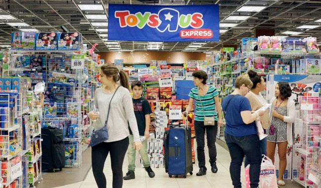 Toys R Us Could File For Bankruptcy Ahead Of Christmas Season