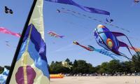 """""""Kites Over Lake Michigan"""""""