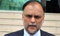 Time riped to get benefits of CPEC: Ahsan Iqbal