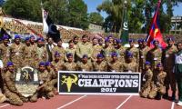 Gen Bajwa witnesses final of 5th COAS Young Soldiers Inter Central PACES Championship