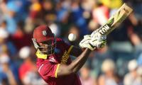 Holder gives Windies hope in delayed England ODI opener