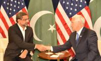 Pakistan has much to gain from partnering with our effort, US Vice president tells PM Abbasi