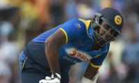 Mathews to miss Pakistan Test as Sri Lanka squad announced
