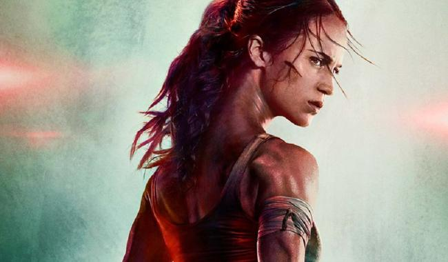 'Tomb Raider' first trailer released