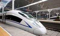 China raises bullet train speed six years after crash