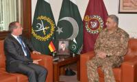 German envoy calls on COAS