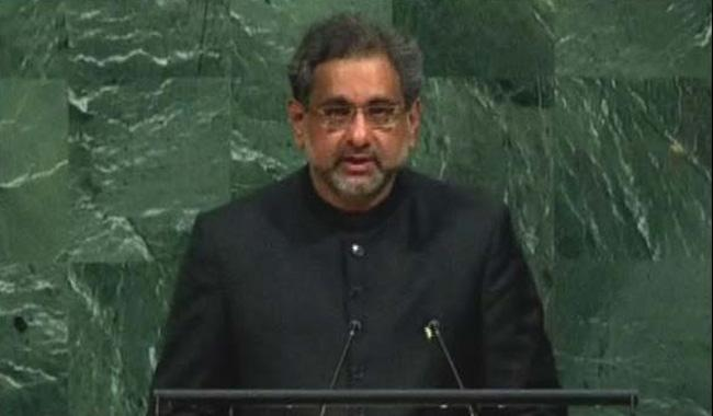 Developed short-range nuclear weapons to counter India's 'cold start' doctrine: Abbasi