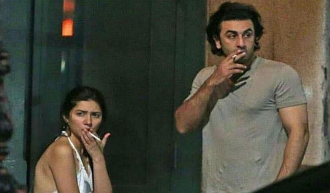 New pictures of Mahira Khan, Ranbir Kapoor go viral