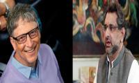 Bill Gates meets PM Abbasi, pledges support against polio