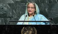 Bangladesh´s PM at UN urges ´safe zones´ for Myanmar´s Rohingya