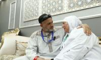 Siblings unite on Hajj after 15 years of no contact