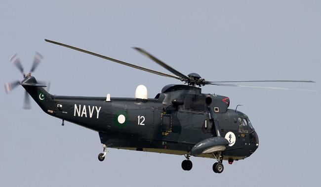Pakistan Navy undertakes live missile firing in Arabian Sea