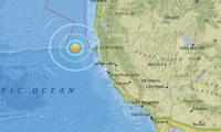 Magnitude 5.7 earthquake hits off northern California: USGS