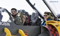Pakistan, China air forces conduct joint drills
