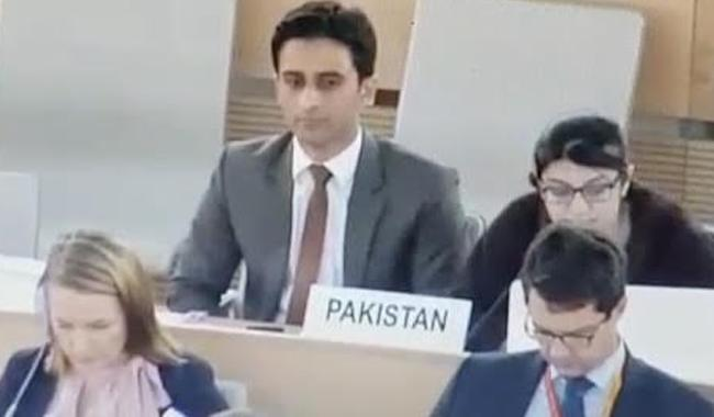 India is rape capital of the world, Pakistan tells UNHRC