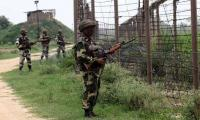 One girl martyred, 2 persons wounded by Indian army at LOC