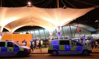 London acid attack injures at least five