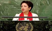 India is mother of terrorism in South Asia: Maliha Lodhi
