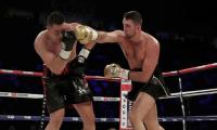 Parker edges Fury to keep heavyweight belt