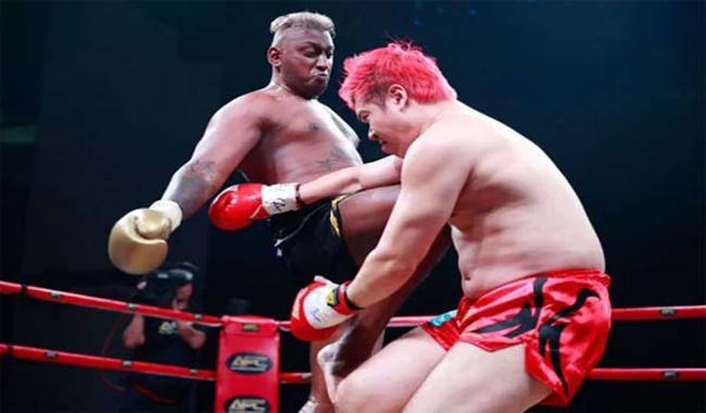 Bodybuilding champion dies after match in Singapore