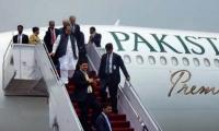 Nawaz returns home from London