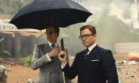 'Kingsman: The Golden Circle' tops Box Office