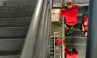 Challenge yourself! Stair climbing race