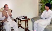 Chaudhry Nisar reposes confidence in Nawaz Sharif  in one-on-one meeting