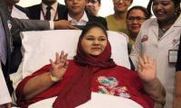 World's 'heaviest' woman Eman Ahmed dies