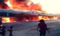Papua New Guinea supermarket fire kills 10