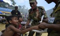 Erdogan accuses Myanmar of ´Buddhist terror´ against Rohingya