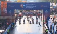 Annual Marathon held in Moscow