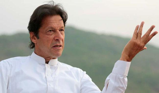 Imran Khan calls for IB chief's resignation