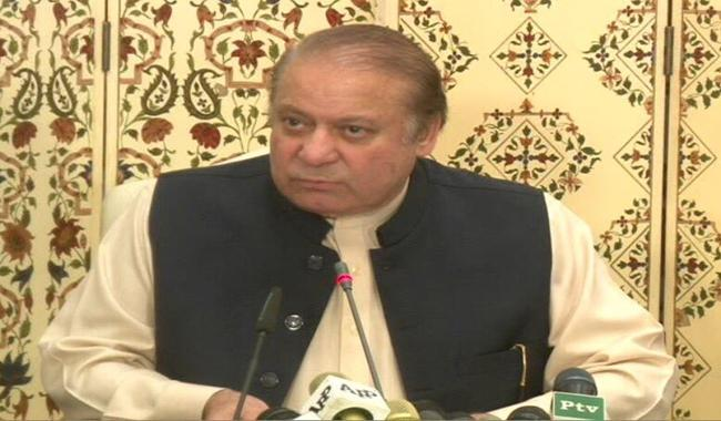 Nawaz Sharif criticises SC after appearing before accountability court