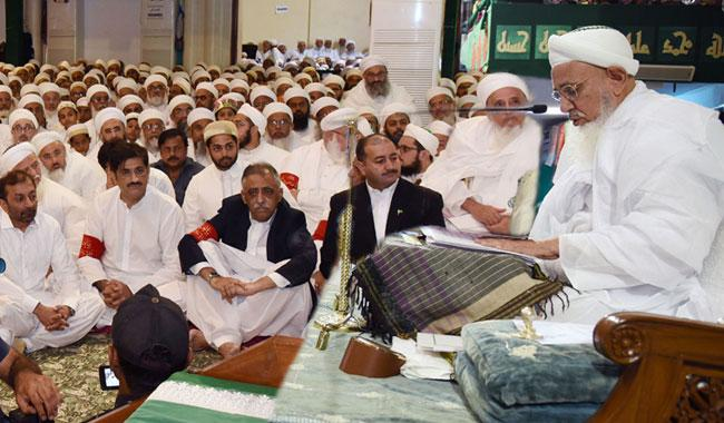 Karachi welcomes Dr Syedna Mufaddal with love and respect
