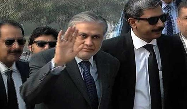Accountability court indicts Finance Minister Ishaq Dar in NAB reference