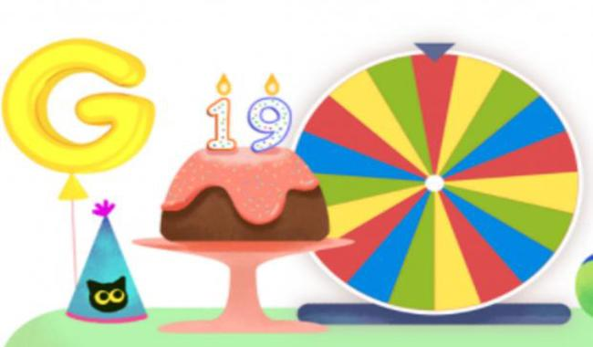 Google Celebrates 19th Birthday With 19 Games From Doodles Past