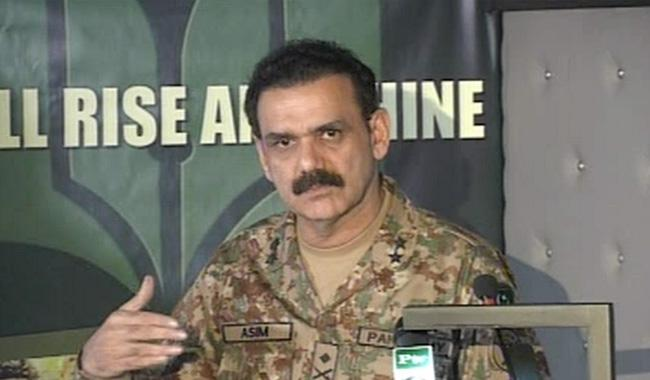 Lt Gen Asim Bajwa appointed Commander Southern Command: ISPR