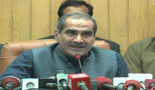 Imran Khan's relations with Jewish lobby no secret: Saad Rafique