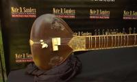 George Harrison's personal sitar up for auction