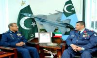 Commander Kuwait Air Force visits Air Headquarters Islamabad