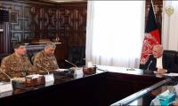 Gen Bajwa, Afghan President Ghani hold 'constructive' meeting in Kabul