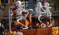 Annual Halloween Parade held in Germany