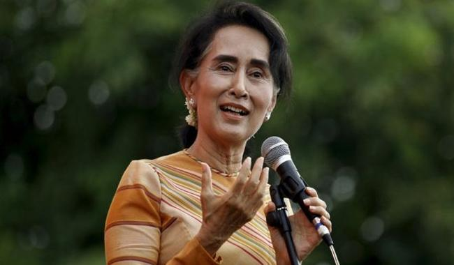 Rohingya crisis: City council approves stripping Suu Kyi's 'Freedom of Oxford' title